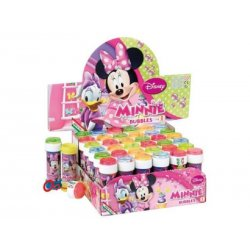 Bańki mydlane 60ml Minnie NOVA