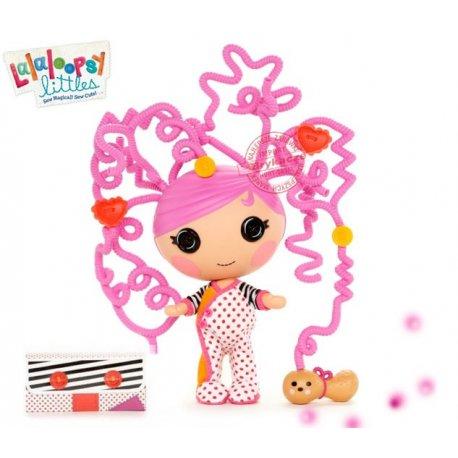 Lalaloopsy Lalka Littles Silly Hair Squirt Lil Top zakręcona fryzura HIT USA MGA