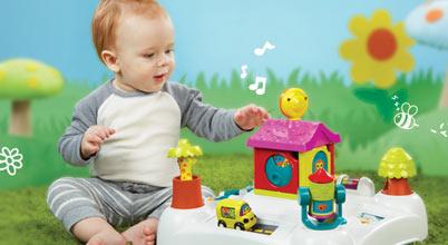 Zabawki dla maluszków