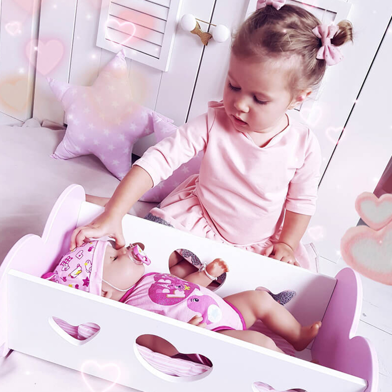 interaktywna lalka baby born soft touch