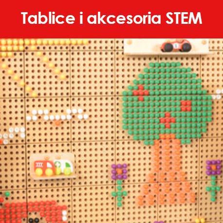 TABLICE I AKCESORIA STEM