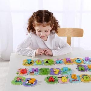 Wczoraj w naszej edukacyjnej serii powiedzieliśmy o rozwoju mowy dziecka i jego pierwszych słowach. Dziś chcielibyśmy zaprezentować Wam zabawki, które pomogą w skutecznej nauce, jak i również zachęcą maluszka do wspólnej interakcji.🤓❤Jedną z zabaw jest na przykład wybór przez dziecko jego ulubionego zwierzaka! Z czasem coraz dokładniej wypytuj o jego cechy: jakiego jest koloru, ile ma łapek, jakie wydaje dźwięki. Dzięki temu Twoje dziecko będzie sobie lepiej radzić z opisywaniem przedmiotów, z doborem słów.😁🥰#pierwszesłowa #nauka #edukacja #tablica #zwierzęta #cyfry #litery #naukasłów #edukacja #puzzle #układanka #brykacze #dziecko #wspólnanauka #happy #rozwój #ćwiczenia #tookytoys #viga #alfabet #drewno #naukajęzyka #kształty #kolory #fun #funny #educzwartek #edukacyjneczwartki #kids #rodzic #rozwójumysłu