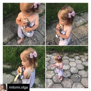 Reposted from milomi.olga Marzenia do spełnienia 🐶🌿🤞🏻 ____ #spacerzpsem #drewnianezabawki #piesek🐶 #dziecko #córeczka #dziewczynka #zabawkidladzieci #dzieciństwo #maluszek #mojewszystko #dziecieceinspiracje